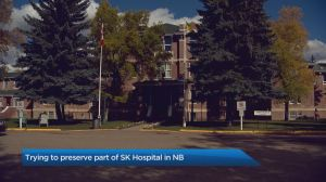 Group working to save historic Saskatchewan Hospital from demolition