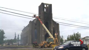 Community left reeling after fire guts 114-year-old church