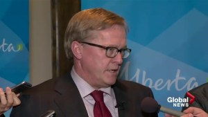 RAW: Alberta Minister of Education David Eggen on LGBTQ policies