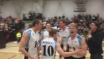 Kodiaks athletes come together in historic volleyball win
