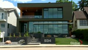 Luxury home sales in Saskatoon