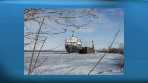 Growing concern over abandoned ship in Beauharnois