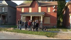 Neighbours relieved rooming house in Peterborough closed (01:37)