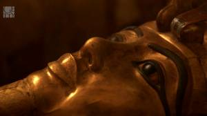 King Tut's tomb unveiled after being restored to its ancient splendor