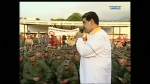 Maduro meets with soldiers in show of strength in Venezuela