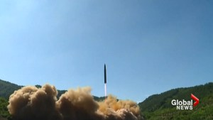 U.S. confirms ICBM test by North Korea, calls it 'global threat'