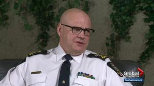 Edmonton must do better job helping city's vulnerable: police chief