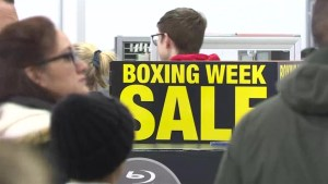 More Alberta shoppers searching for Boxing Day deals online