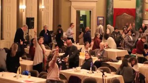 A recap of the Kingston Interfaith Community potluck dinner