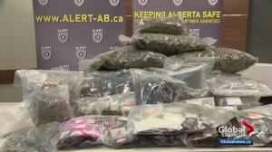 Over $600K of drugs seized after illegal online dispensary shut down