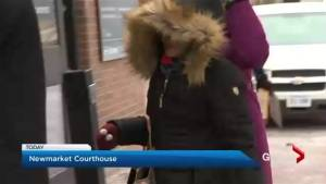 Trial for Toronto man accused of abducting 4-year-old daughter, setting off an Amber alert, has started (02:39)