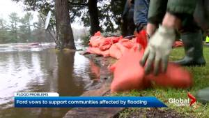 Ontario government promises task force to help flooded cottage country