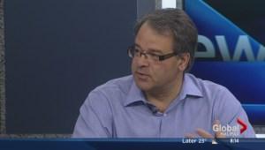 Nova Scotian doctor on Ebola
