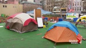 Court give green light to shut down West Hastings tent city