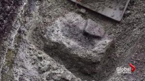 Ancient human footprints discovered in B.C.