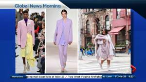 What to expect from spring fashion this season