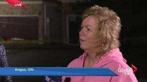 Angus resident stunned by tornado devastation