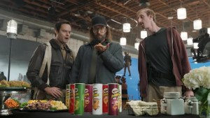 Pringles brings Bill Hader on board for its first ever Super Bowl ad