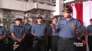 RCMP investigate Canadian navy vice-admiral