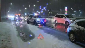 GTA blasted with first significant snowfall of the season