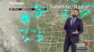 Edmonton weather forecast: May 6