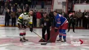 Allan Cup in Rosetown a welcome distraction in wake of Humboldt Broncos crash