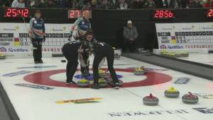 HIGHLIGHTS: Manitoba Scotties Draw 11