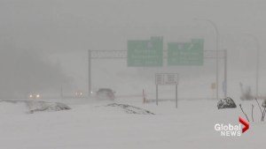 Travel gravely impacted in New Brunswick
