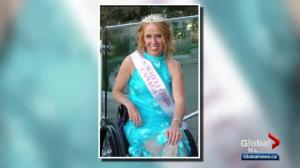 Edmonton woman becomes first-ever Miss Wheelchair Canada