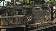 Play video: Southdale apartment complex gutted following early morning blaze