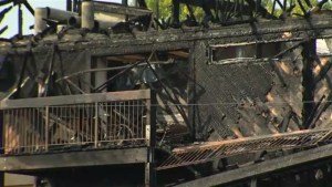 Southdale apartment complex gutted following early morning blaze