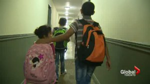 New school year marks the start of a new life for some Syrian refugees