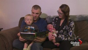 Parents of baby born in car on Highway 400 share their story
