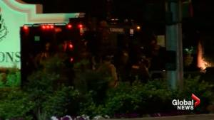 SWAT teams respond to Mandalay Hotel where gunman opened fire on concertgoers