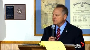 Roy Moore calls sexual assault allegations 'completely false' and 'malicious'