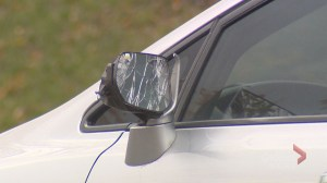 Calgary police look for clues after car damage spree