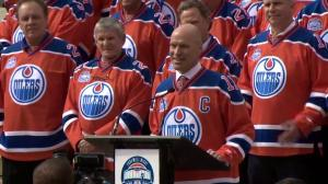 'I remember seeing Fleetwood Mac': Mark Messier gets a few laughs sharing his Rexall Place memories
