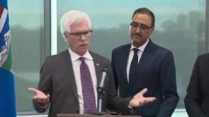 Minister Carr on benefits of $1.6B commitment