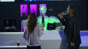 Canada's first bartender robot serves drinks with a twist