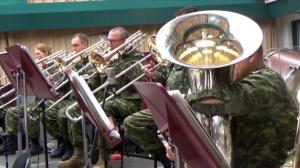 Edmonton Military Band putting on special Christmas concert