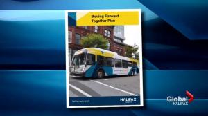 Halifax's new transit plan given green light, in principle