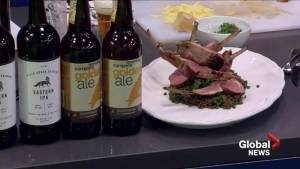 How to match craft beer and food (05:30)
