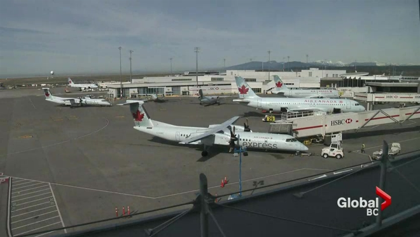 Washington-bound Air Canada flight makes emergency landing