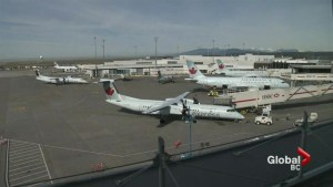 Air Canada system failure leaves thousands of travelers stranded