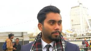 Witness to U.K. terror attack describes gunshots, pandemonium of people running from scene