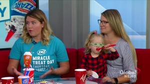 DQ Miracle Treat Day supports children's hospital in Saskatoon