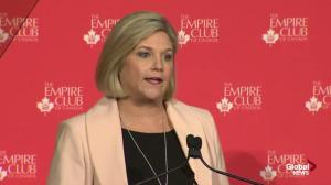 Hard work needed to ensure 'vehicles of tomorrow' are built in Ontario: Horwath