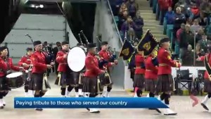 Ceremonies across New Brunswick mark Remembrance Day Sunday
