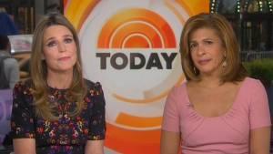 Matt Lauer's firing due to sexual misconduct complaint leaves NBC anchors 'heartbroken'