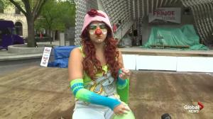 Winnipeg Fringe Festival: Pikils The Clown takes to the stage